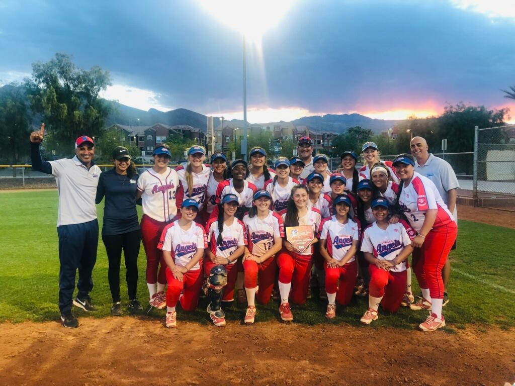 Corona Angels Howard - 18 Gold and 16U Travel Softball Teams  Coach